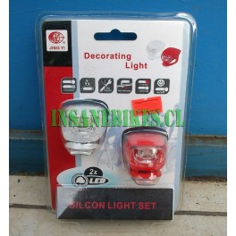 SET LUCES LED DE SILICONA CLASSIC