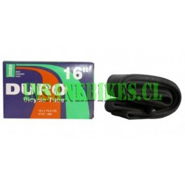 CAMARA  DURO 16X1.75/2.125 V/A.